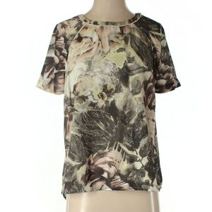 [a50-7] Jennifer Lopez | camo forest blouse